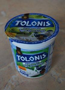 Йогурт натуральный греческий, Польша