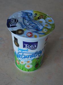 Польский натуральный йогурт