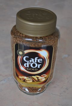 Польский растворимый кофе