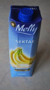 Нектар банановый. Производство Польша