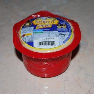 Сыр Лилипут. Изготовлено в Польше